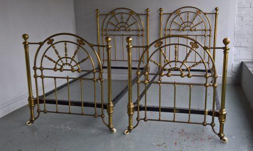 IM BA 6361A36PR 3ft All Brass Pr £10,000 (4)